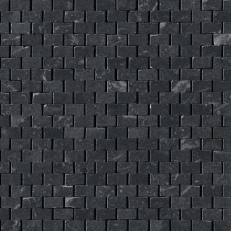 Roma Brick Grafite Mosaico