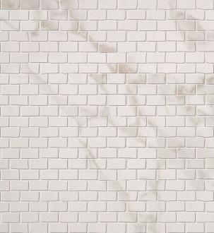 Roma Calacatta Brick Mosaico