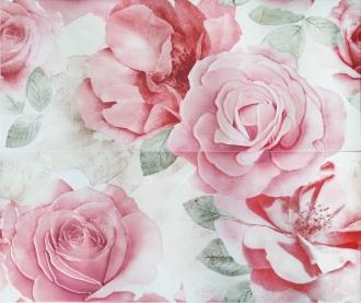 Rosone Flor. Beige 2 Pz