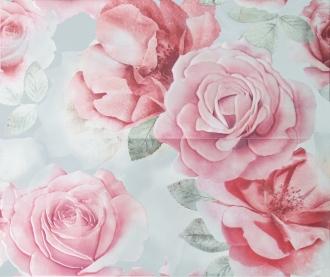 Rosone Flor. Grigio 2 Pz