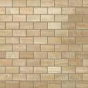 S.O. Royal Gold Brick Mosaic