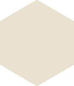 Santorini Hexagon White