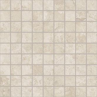 Siena Bianco Inserto Mosaico