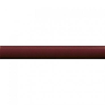 Бордюр Petracers Sigaro Bordeaux 2,5x20 матовый
