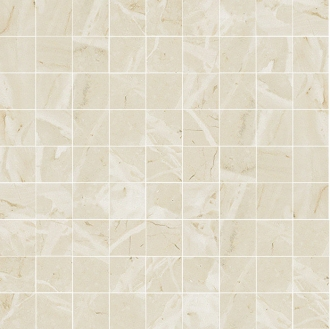 Smart Mosaico Cotton (3x3) Nat