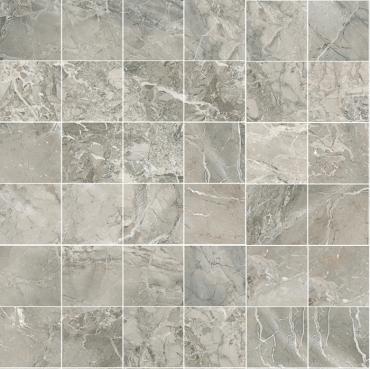 Мозаика La Fabbrica Smart Mosaico Ice (5x5) Nat 33,3x33,3 матовая