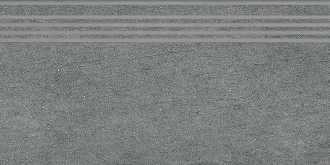 Ступень Ньюкасл серый темный обрезной SG212500R/GR