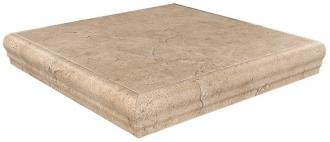 Ступень угловая Фаральони песочный SG115600R\GR\AN