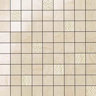 Suprema Ivory Mosaic