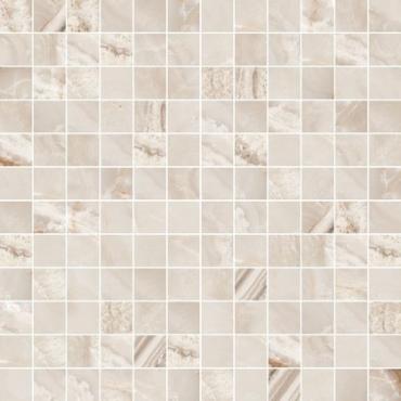 Мозаика Flaviker Supreme Onyx Prestige Mosaico Anticato 30x30 матовая
