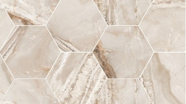 Мозаика Flaviker Supreme Onyx Prestige Mosaico Hexagon 29,2x51 матовая