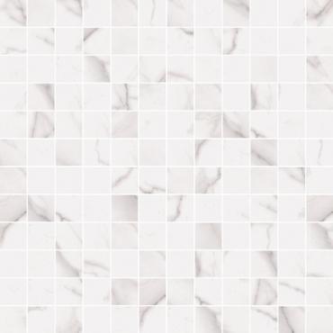 Мозаика Flaviker Supreme Royal Statuario Mos. 30x30 полированная