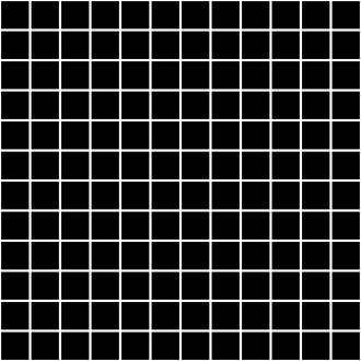 Темари черный матовый 20071