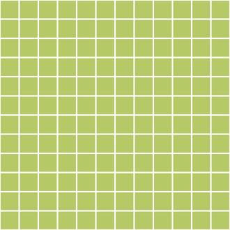 Темари яблочно-зеленый матовый 20068