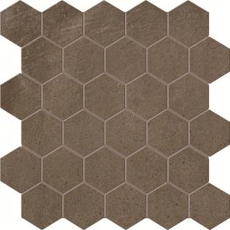 Terra Caffe Esagono Mosaico