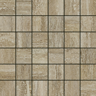 Travertino Silver Mosaico