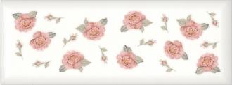 Веджвуд Цветы белый грань 15035