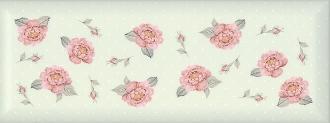 Веджвуд Цветы зеленый грань 15034
