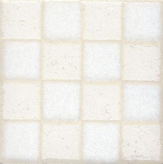 Вставка Амальфи орнамент белый STG/B404/1266