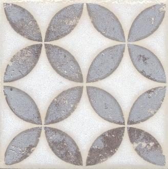 Вставка Амальфи орнамент коричневый STG/A401/1266