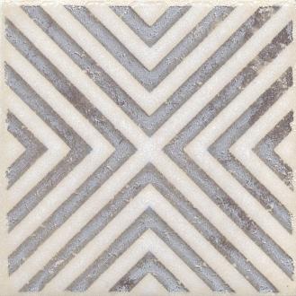 Вставка Амальфи орнамент коричневый STG/A403/1266