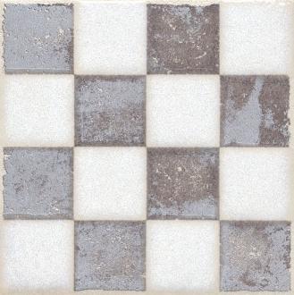 Вставка Амальфи орнамент коричневый STG/A404/1266