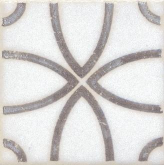 Вставка Амальфи орнамент коричневый STG/A405/1266