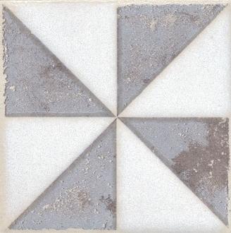 Вставка Амальфи орнамент коричневый STG/A407/1266