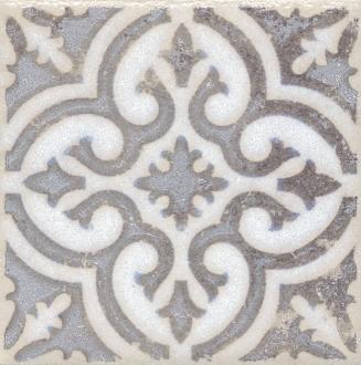 Вставка Амальфи орнамент коричневый STG/A408/1266