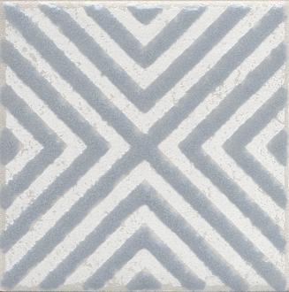 Вставка Амальфи орнамент серый STG/C403/1270