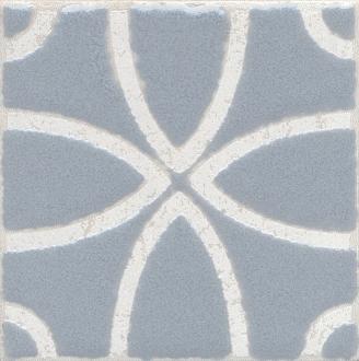Вставка Амальфи орнамент серый STG/C405/1270