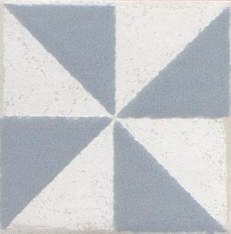 Вставка Амальфи орнамент серый STG/C407/1270