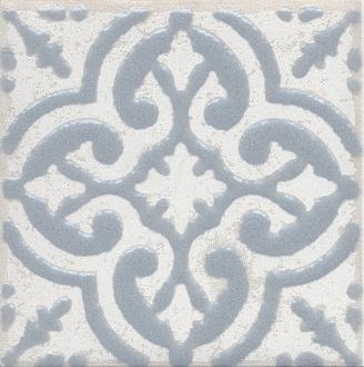 Вставка Амальфи орнамент серый STG/C408/1270