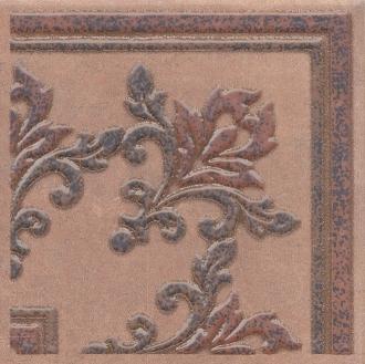 Вставка Честер коричневый темный STG\B252\3414