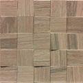 Wooden Tile Almond Mosaico