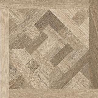 Wooden Tile Cassettone Almond