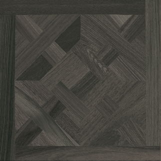 Wooden Tile Cassettone Brown