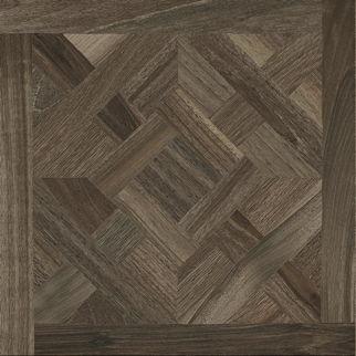 Wooden Tile Cassettone Walnut