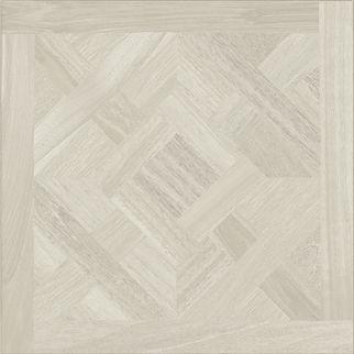 Wooden Tile Cassettone White