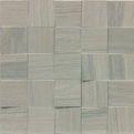Wooden Tile Gray Mosaico