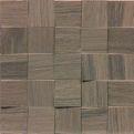Wooden Tile Walnut Mosaico