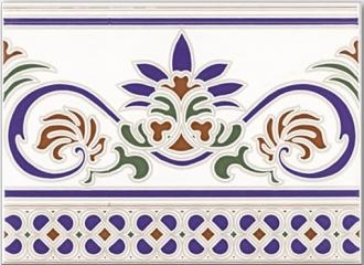 Zocalo Cenefa Granada