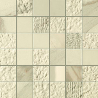 Experience Wall Crema Imper. Mosaico Mix