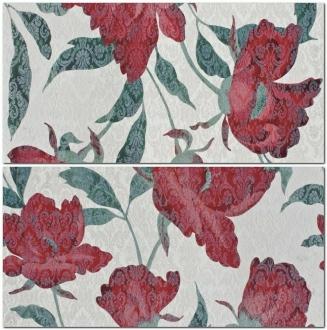 Florence Fascia Flora Red