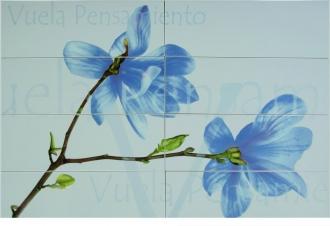 Lux Сonjunto Pensamiento Azul