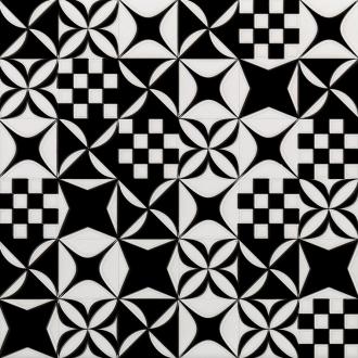 Mosaico Black&White